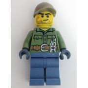 CTY683 Minifigurina LEGO City - Volcano Explorer (CTY683)