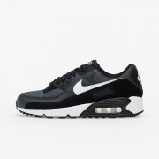 Nike Air Max 90 Iron Grey/ White-Dk Smoke Grey-Black