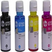 green compatible ink set for hp gt 5810 printers