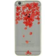 Husa Telefon Blautel Back Cover iPhone 6 6S bltfci6pf Red Flower
