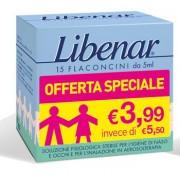 Chefaro Pharma Italia Srl Libenar 15 Flaconcini Soluzione Isotonica 5 Ml Taglio Prezzo