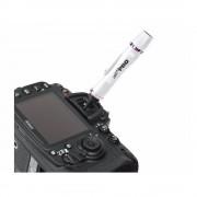 Lenspen Micro Pro NMCP-1 Pensula cu Cap de Carbon pentru Curatarea Vizorului Optic Alb