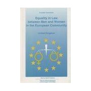Equality in law between men and women - Christopher McCrudden - Livre