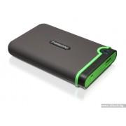 """HDD EXTERNAL 2.5"""", 500GB, Transcend StoreJet 25M3, USB3.0 (TS500GSJ25M3)"""