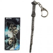Harry Potter Magical Magic Spell Wand Metal Key Ring Chain Keychain