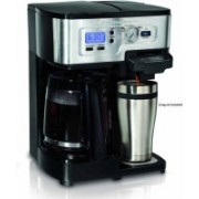 Hamilton Beach 4YQ55VBGJDBN Personal Coffee Maker(Black)