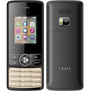 I Kall K24 (Dual Sim 1.8Inch FM Blutooth Black) Multimedia Mobile Phone with 1 year Manufacturing warranty