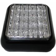 Lampa LED marsarier de forma patrata