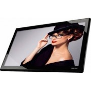 Rama foto digitala Hama 173SLPFHD 17.3 inch Full HD HDMI Slim Steel