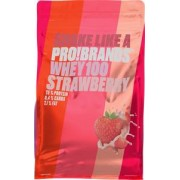 ProBrands Protein Pro 100% Whey Protein Strawberry (900 gr)