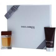 Dolce & Gabbana The One for Men lote de regalo VIII. eau de toilette 50 ml + bálsamo after shave 75 ml