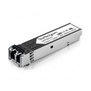 StarTech.com SFP Gigabit DDM LC Mini-GBIC Módulo Transceptor, 550 Metros, Fibra Multimodo, para Cisco