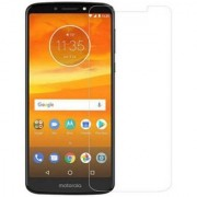Motorola Moto E5 Plus Premium Quality 0.3mm Thickness Ultra Clear Tempered Glass Screen Protector