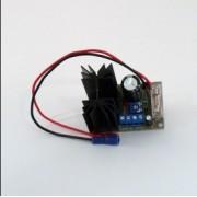 TE-2415 töltő/tápegység modul