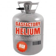 Geen Helium tank voor 50 ballonnen