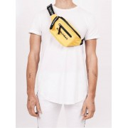 BumBumBag BumBum Logo Bag Yellow