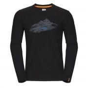 ZAJO   Bormio T-shirt LS Black - Nature L