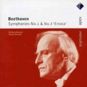 L Van Beethoven - Symphony No.1&3 (0825646045228) (1 CD)