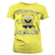 Hip To Be Square Girly T-Shirt