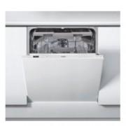 Съдомиялна за вграждане Whirlpool WRIC3C26, клас A++, 8 комплекта, защита от преливане, дисплей, бяла