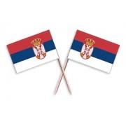 Scobitoare cu Stegulet Serbia