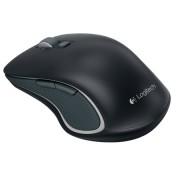Logitech Wireless Mouse M560 black Безжична Оптична Мишка