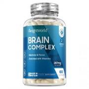 WeightWorld Brain Complex Nootropics - 60 Capsules 287 mg
