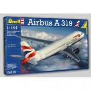 Airbus A-319 Twin Engine Airliner 1/144 Revell Germany