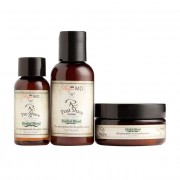 Razor MD Herbal Blend Travel Trio Grooming