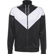 Hummel Hive Aston Herren Trainingsjacke schwarz weiß