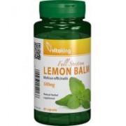 Lemon balm 500mg 60cps VITAKING