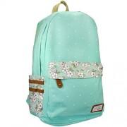 Samaz Causal Lightweight Canvas Laptop Bag/Cute backpacks/ Shoulder Bag/ School Backpack/ Travel Bag