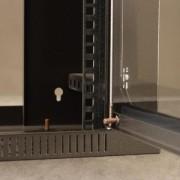 Rack Netrack 019-045-240-012 Wall mount 4U 240 mm