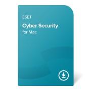 ESET Cyber Security for Mac – 1 godina Za 1 uređaj, elektronički certifikat