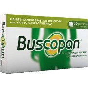 Sanofi Buscopan 30 Compresse Rivestite 10 Mg