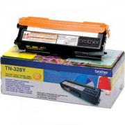 Тонер касета за Brother TN-328Y Toner Cartridge High Yield (6000p.) for HL-4150/4570, MFC-9970 serie - TN328Y