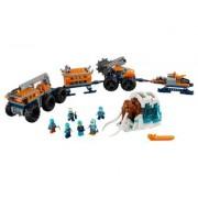 Lego Ártico: Base móvil de exploración