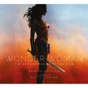 Titan Wonder Woman: The Art and Making of the Film (tapa dura)