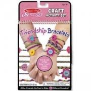 Креативен комплект - Направи си гривна за приятелство, 19422 Melissa and Doug, 000772194228