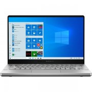 Laptop Asus ROG Zephyrus G14 GA401IV-HE135T 14 inch FHD AMD Ryzen 9 4900HS 16GB DDR4 512GB SSD nVidia GeForce RTX 2060 6GB Windows 10 Home White