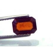 2.22 Ct Untreated Natural Ceylon Gomedh/Hessonite Gems for Rahu