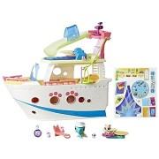 Littlest Pet Shop Egy tengerjáró hajó 3 állattal