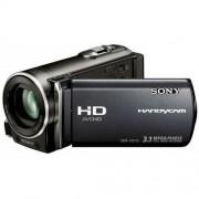 Sony Handycam HDR-CX115E - Caméscope - 1080i - 4.2 MP - 25x zoom optique - Carl Zeiss - carte Flash