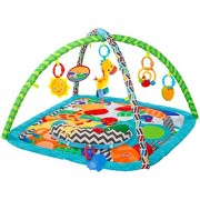 Bright Starts Silly Safari Activity Gym, Multi Color