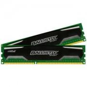 Memorie Crucial Ballistix Sport 16GB (2x8GB) DDR3, 1600MHz, PC3-12800, CL9, XMP, Dual Channel Kit, BLS2CP8G3D1609DS1S00