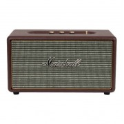 Marshall Lifestyle Stanmore Brown portable speaker