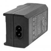 2-in-1 digitale camera batterij / accu laadr voor canon nb - 10l