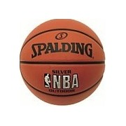 Minge baschet Spalding NBA Silver Junior Outdoor