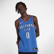 Maillot connecté Nike NBA Russell Westbrook Icon Edition Swingman (Oklahoma City Thunder) pour Homme - Bleu