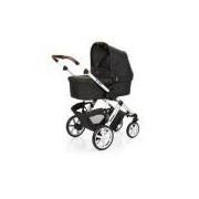 Carrinho de Bebê Salsa 4 Piano Preto - ABC Design